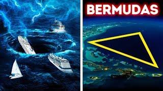 La Nueva Teoría Del Triángulo De Las Bermudas Explica Por Qué Desaparecen Los Barcos