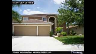 9634 blue stone circle 2 story pool home stoneybrook at gateway fort myers fl home for sale