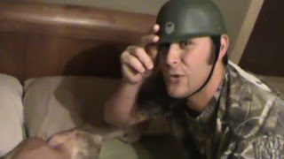 army dad wake up call