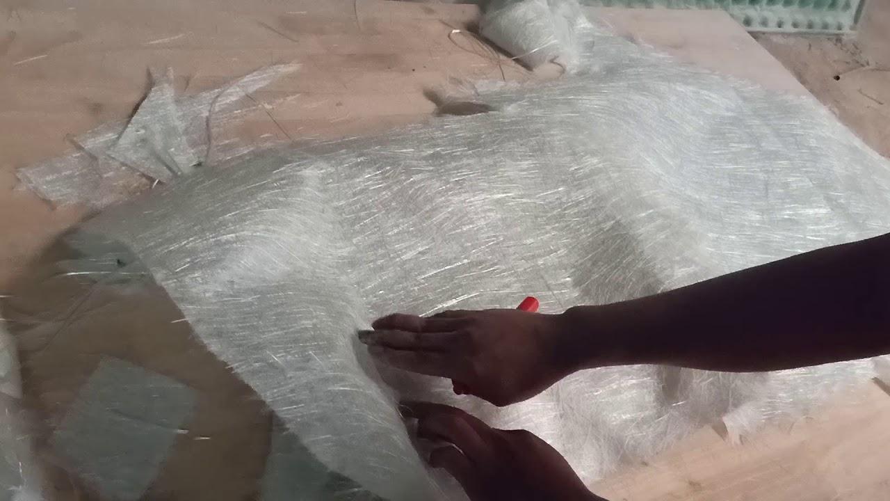 Hướng Dẫn Kĩ Thuật Làm Khuôn Nhựa Composite Phần 3 ( Intrusion on Making Plastic Composite Molds)