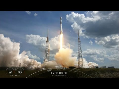 SpaceX Launches Next-Generation GPS Satellite for U.S. Space Force