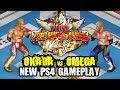 Fire Pro Wrestling World PS4 - OMEGA vs OKADA!! (New PS4 Full Match Gameplay!!)