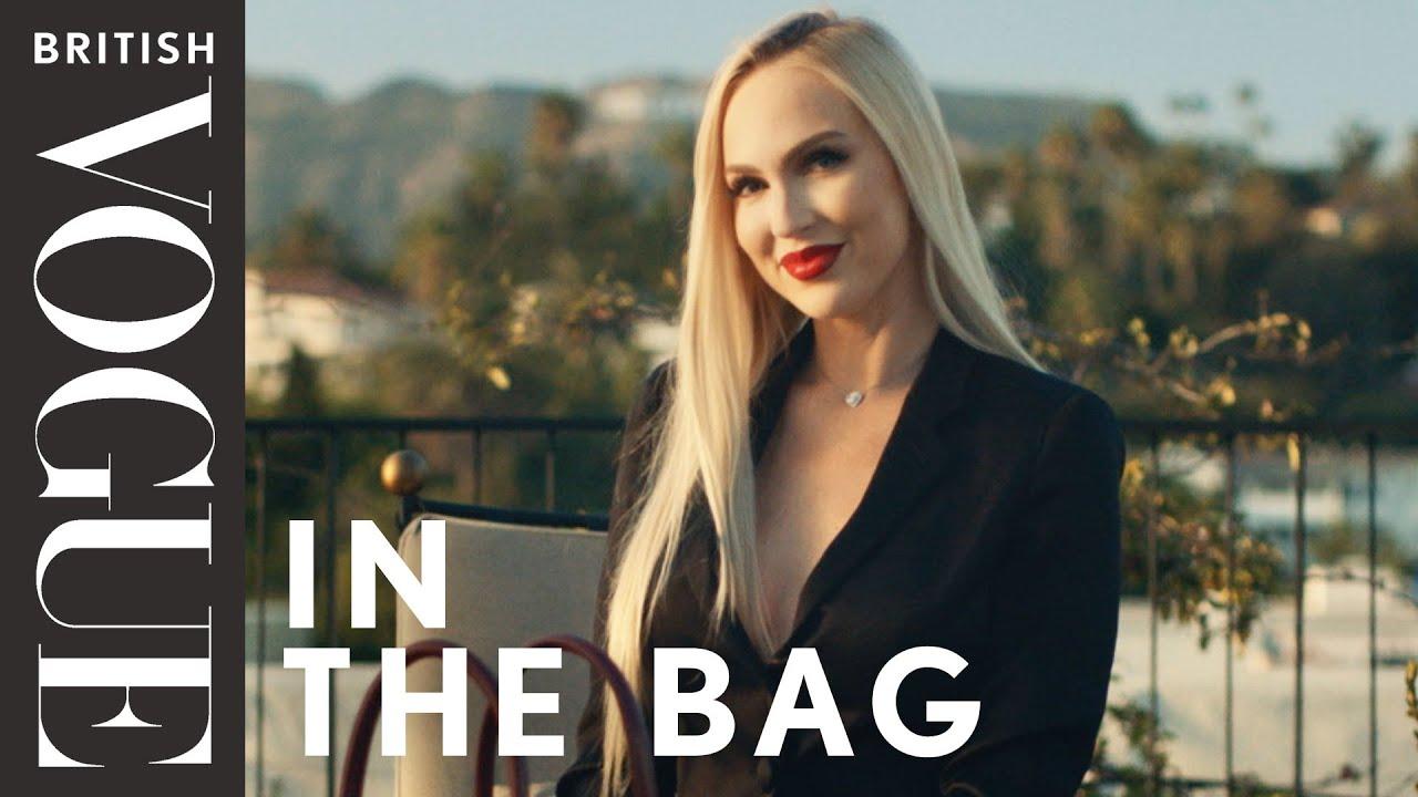 Christine Quinn: In The Bag | British Vogue