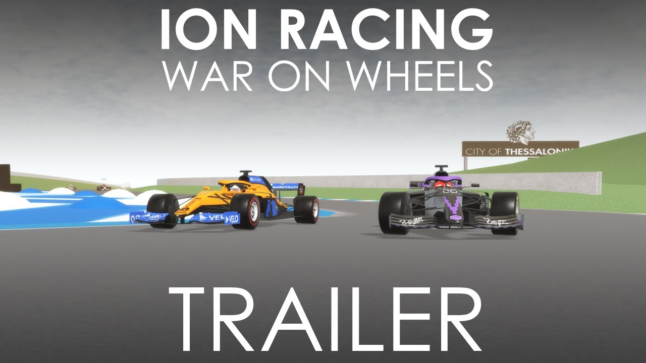 Season 1 Trailer | ION Racing: War On Wheels