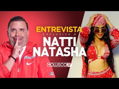 ¡EXCLUSIVA! Con Natti Natasha— Nuevo Disco, Pina y Las Críticas Por Letra De Su Nuevo Tema