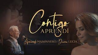 Diana Lucía  Contigo Aprendí (Con Armando Manzanero)