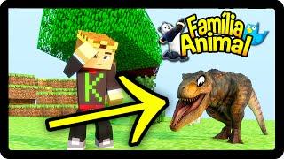 Minecraft: ACONTECEU UMA COISA MUITO TRISTE !!! - FAMÍLIA ANIMAL #25
