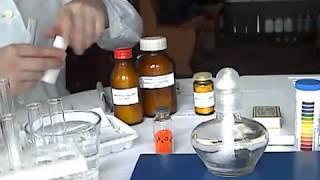 Химия дома  Разложение солей аммония