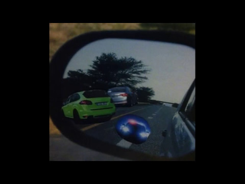 Cut out animation - Drug driving advert