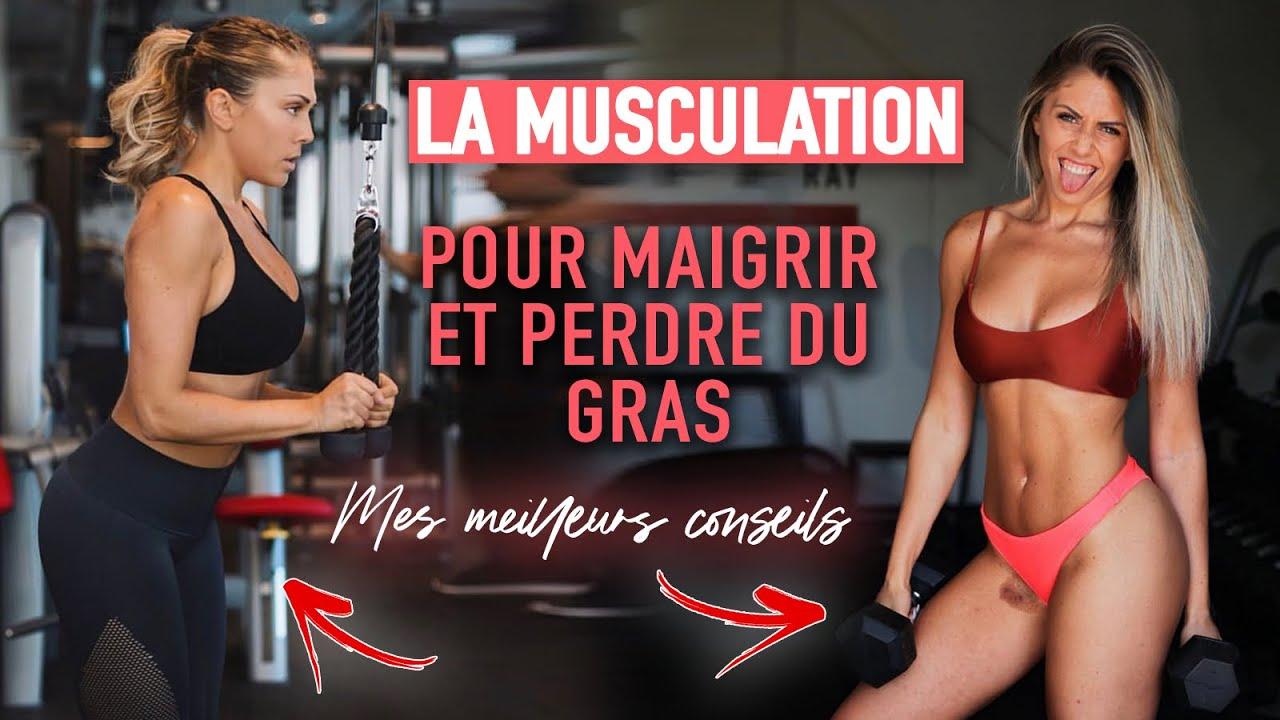 Perdre du poids grace a la musculation
