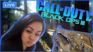 Call of Duty| Black OPS 3 | GIRL GAMER | I'm Trash | Thanks for 400