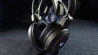 雷柏VH610电竞游戏耳机体验