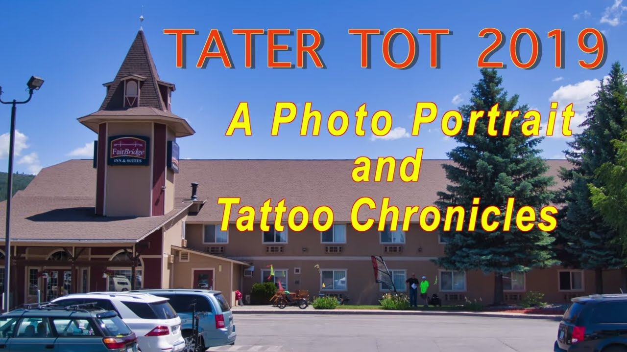 Tater TOT - The Tattoo Chronicles