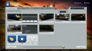 Train Simulator 2015 - Gameplay 1080p HD Max Settings
