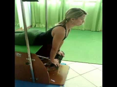 Dani Meneses - Pilates  Chair, Ladder Barrel e Small Barrel