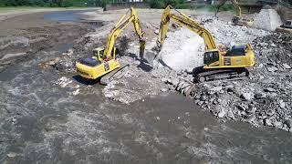 Dam Removal Day 17