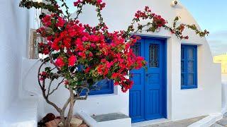 Санторини Греция - День первый - Как дешево доехать из аэропорта - Отель Fileria Suites обзор номера