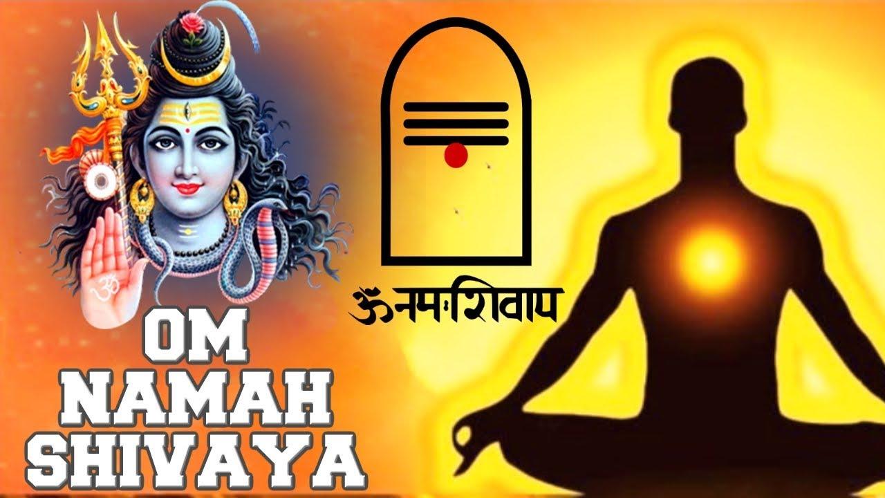 Om Namah Shivaya Mantra Chanting Powerful Divine Shiva Mantra