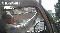 क्या मैं अपनी कार पर Sunroof Install करूंगा | Installing Sunroof on your car | car Sunroof failed