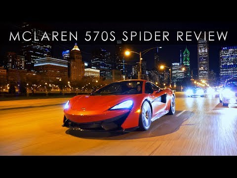 Review | McLaren 570S Spider | High IQ Supercar