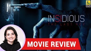 Anupama Chopra's Movie Review of Insidious: The Last Key