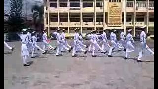 patroli keamanan sekolah (PKS) beraksi