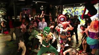 Harlem Shake Dance Video VS NycArtsCypher @ Facetime!!! -Charlie Balducci- TOP / BEST / FUNNIEST