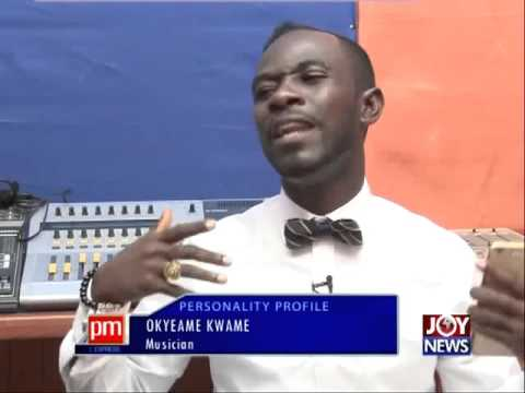 Okyame Kwame - Personality Profile on PM Express (16-10-15)