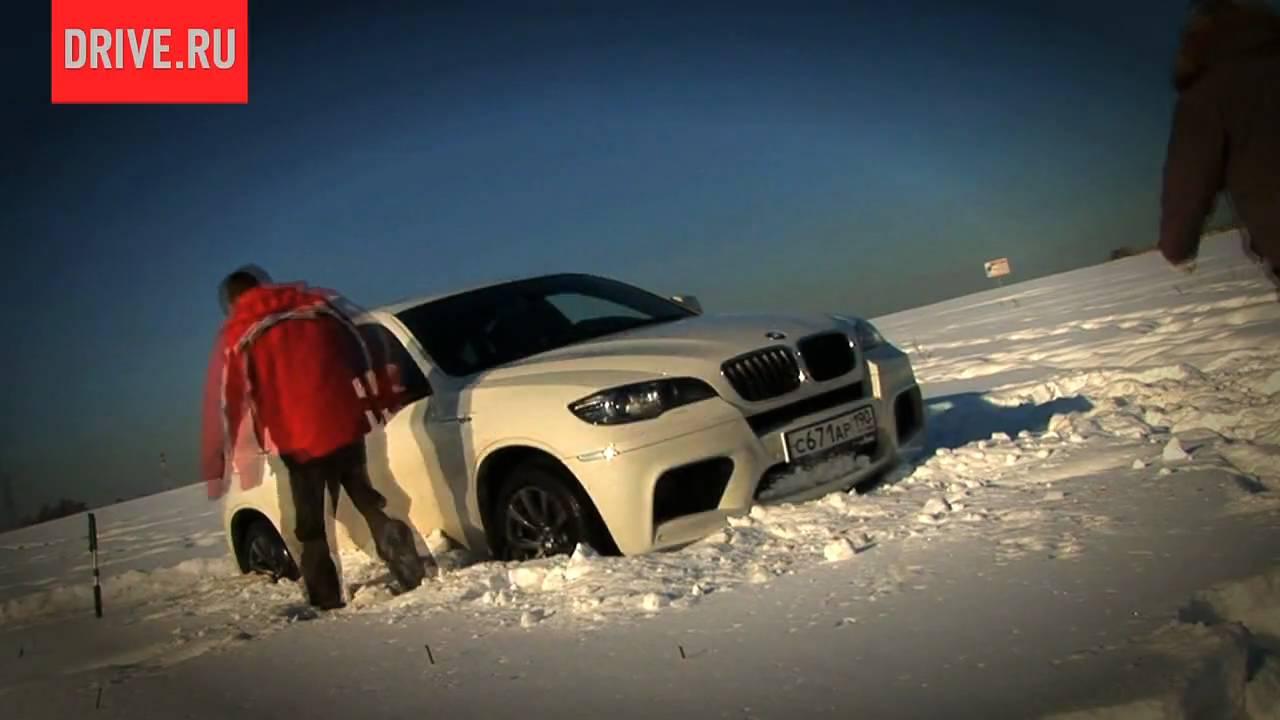 BMW X6 M — За кадром 2