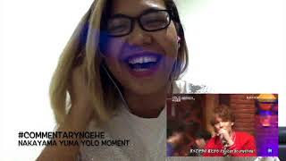 Reaction Videos For YOLO moment with funky 8 as Yuma's backdancer.