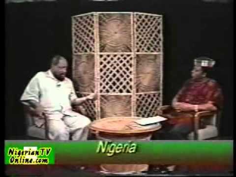 [Igbo Radio] Chukwuemeka Odumegwu Ojukwu on NigerianTVOnline
