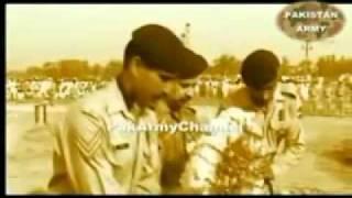 Pakistan Army Song   Aye Mere Watan Tez Qadam Ho