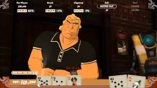Poker Night 2: Fourth Tournament - Sam's Bounty
