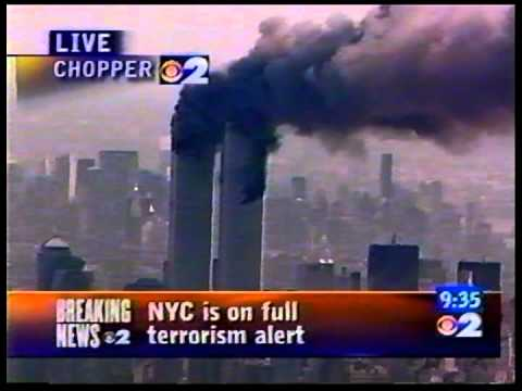 CBS2 NY News on 9/11/2001, 9:20 - 9:50 a.m.