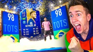 OMG I PACKED TEAM OF THE SEASON NEYMAR!
