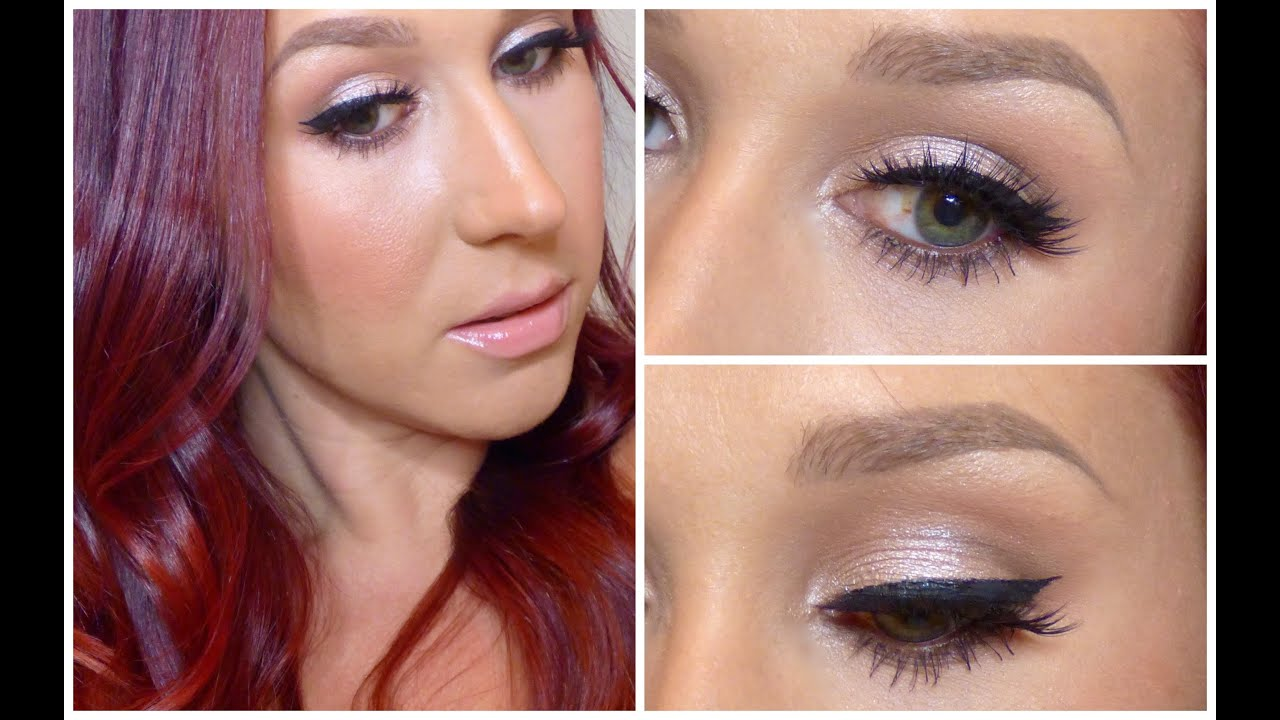 Starry Eyed : MUG Foiled Eyeshadow : Go-To Eye Look - YouTube