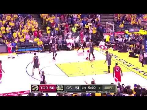 [Breaking News] Toronto Raptors vs Golden State warriors - Game 4 - Full Game Highlights