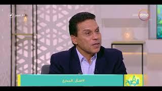 8 الصبح - حسام البدري : أوقات فاعلية أبو تريكة إنتهت وهذه سُنة الحياة لكن فاعلية عماد متعب لم تنتهي