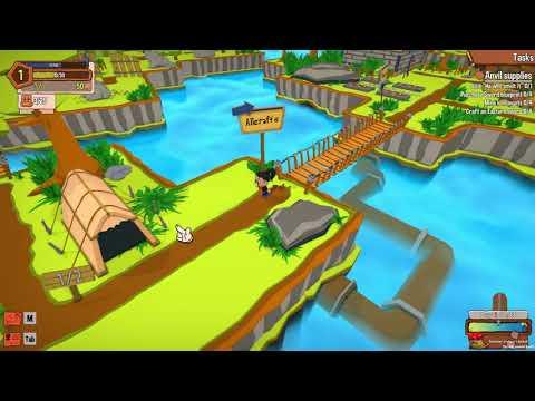 Craftlands Workshoppe - PC Indie Gameplay |