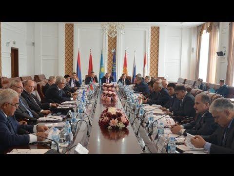 Заседание о роли ОДКБ в Ереване