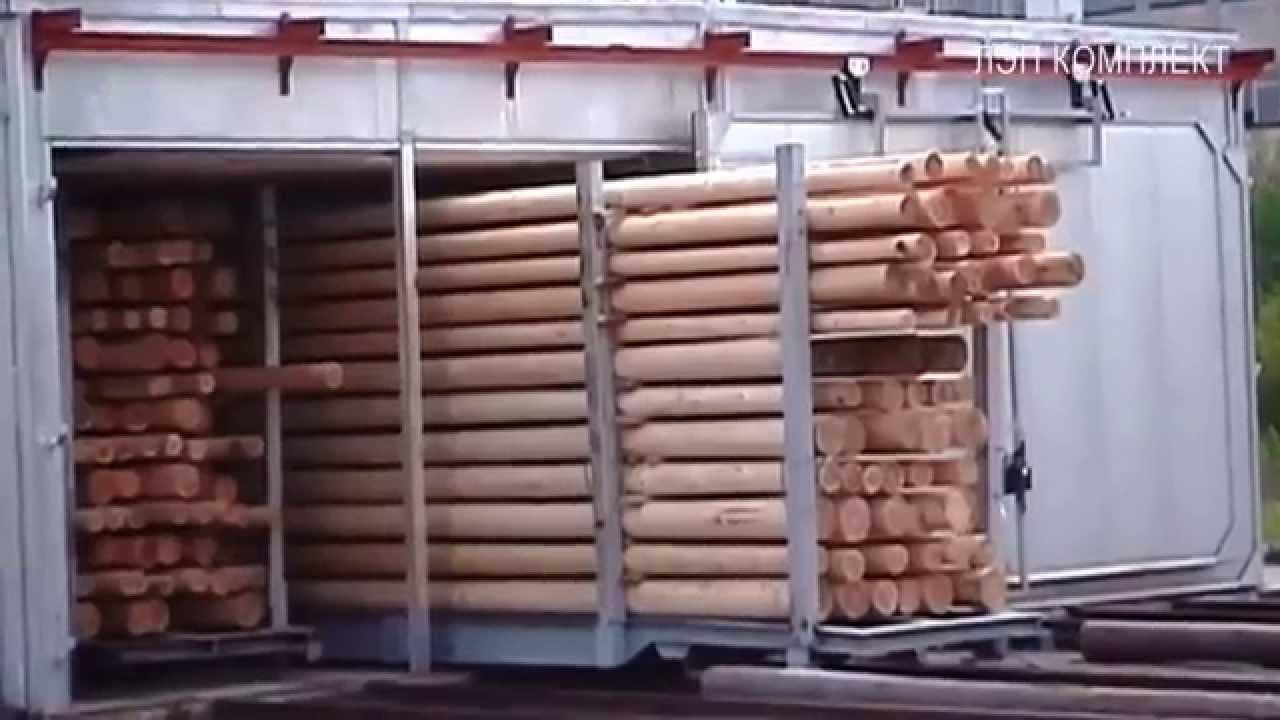 Лодейнопольский мачтопропиточный завод является производителем деревянных опор лэп.