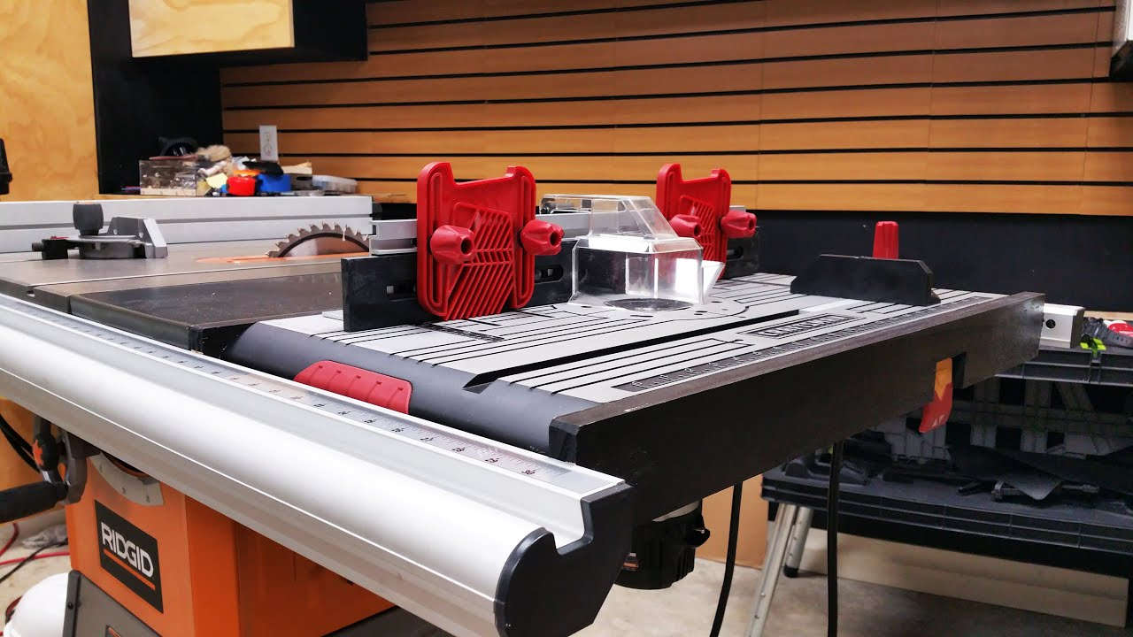 Craftsman Professional Router Table Review