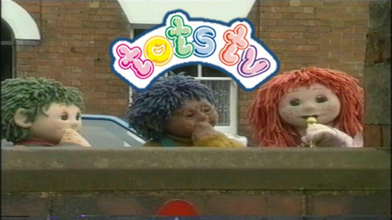 Tots TV: Magic Ball (1995) - YouTube