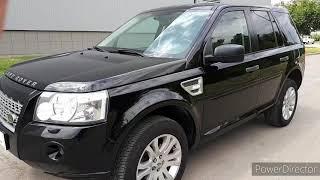 Land Rover Freelander 2010г.  2,2d AT(160л.с.), видеообзор от Юрия Грошева, Автосалон...