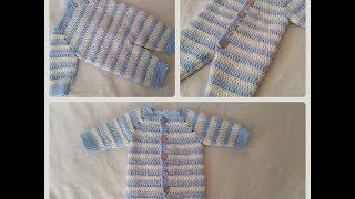 Baumwolle Gehäkelt Babykleid