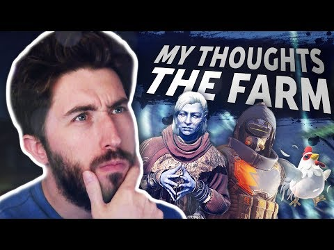 Destiny 2 | The Farm -  My Thoughts On The...