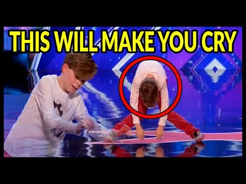 """Top 7 Acts """"CHILDREN START TO CRY"""" STRONG MOMENTS on AMERICA'S GOT TALENT!"""