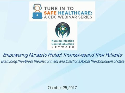 Empowering Nurses to Protect Themselves and Their Patients: Nurses' Role in Antibiotic Stewardship