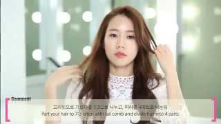 셀프 웨딩 헤어 팁 - Self Wedding Hair Tip Thumbnail