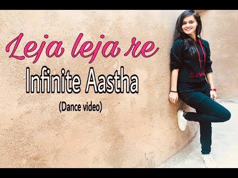 #lejalejare Lejalejare Basic Dance Choreography   Dhvani Bahnushali   Infinite Aastha